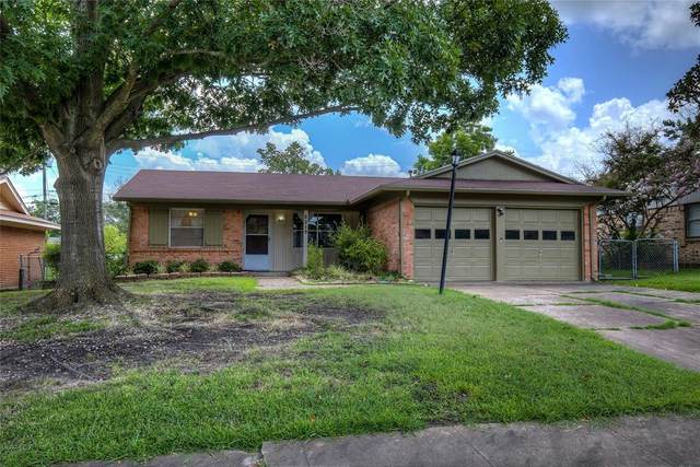 5219 Hilltop Drive, Greenville, TX 75402 (MLS #14634538) :: Wood Real Estate Group