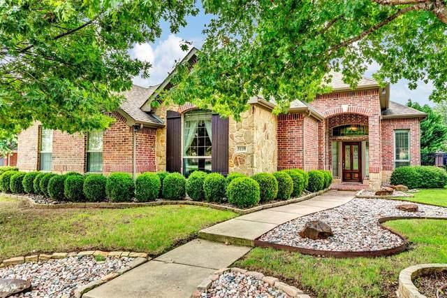 5139 Pond Bluff Way, Fairview, TX 75069 (MLS #14634579) :: Craig Properties Group