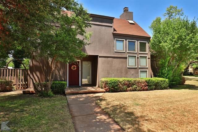 3402 S 8th Street, Abilene, TX 79605 (MLS #14634585) :: Real Estate By Design