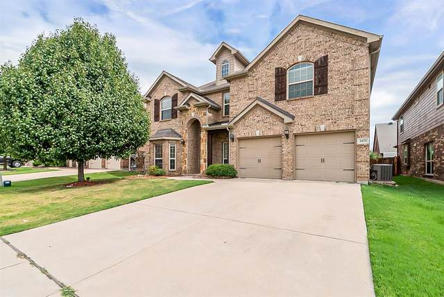 1421 Soaptree Lane, Fort Worth, TX 76177 (MLS #14634591) :: 1st Choice Realty
