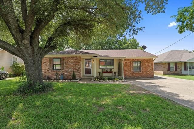 100 Brazos Street, Hillsboro, TX 76645 (MLS #14634592) :: Frankie Arthur Real Estate