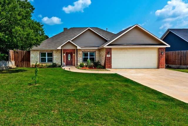 2707 Flora Lane, Denison, TX 75020 (MLS #14634596) :: 1st Choice Realty