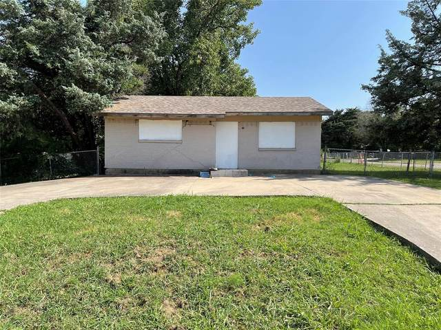 1808 Orchid Avenue, Mesquite, TX 75149 (MLS #14634642) :: Real Estate By Design