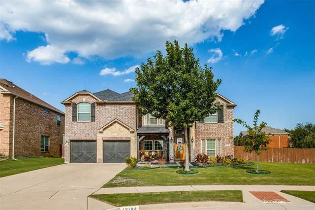12184 Nandina Lane, Frisco, TX 75035 (MLS #14634650) :: Real Estate By Design