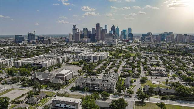 2001 Lucille Street, Dallas, TX 75204 (MLS #14634661) :: The Tierny Jordan Network