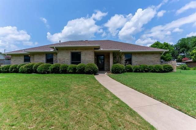 707 Corinthian Place, Duncanville, TX 75137 (MLS #14634663) :: The Hornburg Real Estate Group