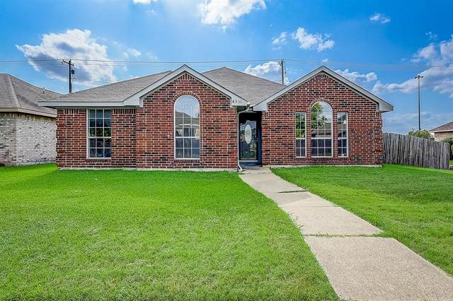 4511 Lashley Drive, Dallas, TX 75232 (MLS #14634688) :: 1st Choice Realty
