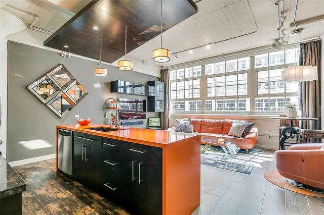 2600 W 7th Street #1309, Fort Worth, TX 76107 (#14634693) :: Homes By Lainie Real Estate Group