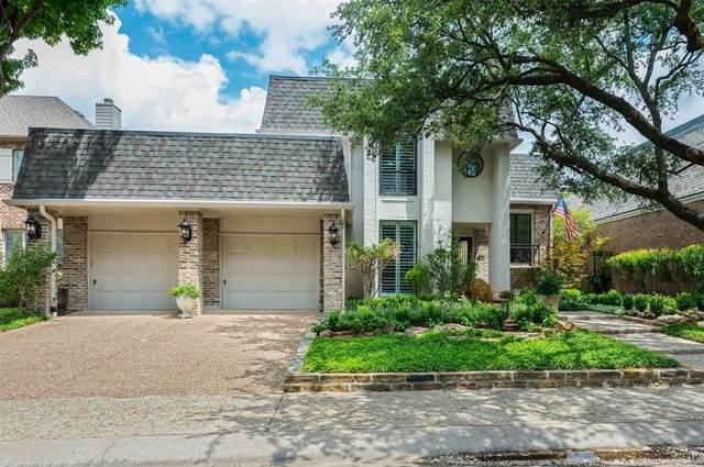 6015 Shetland Drive, Dallas, TX 75230 (MLS #14634697) :: Real Estate By Design