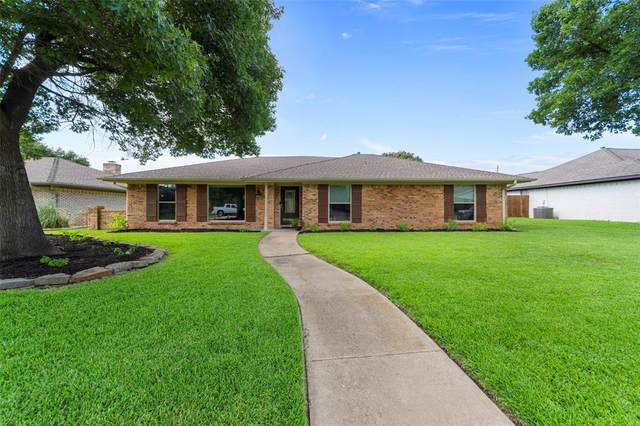 2849 Meadowbrook Drive, Plano, TX 75075 (MLS #14634707) :: The Rhodes Team