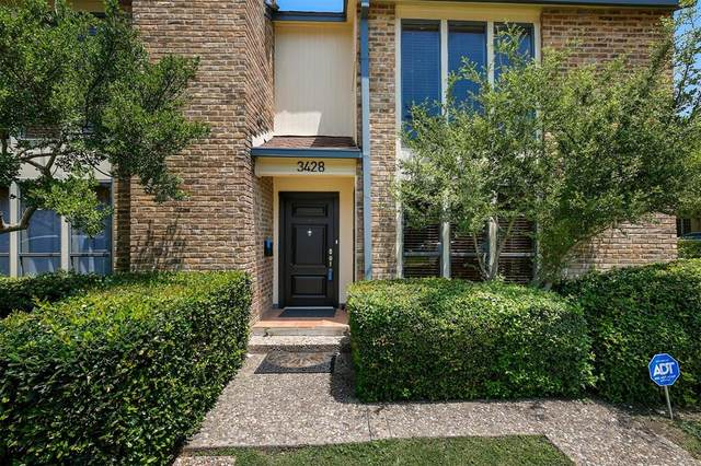 3428 Milton Avenue, University Park, TX 75205 (MLS #14634708) :: The Hornburg Real Estate Group