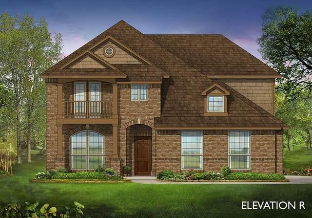 505 Marigold Drive, Midlothian, TX 76065 (MLS #14634714) :: 1st Choice Realty