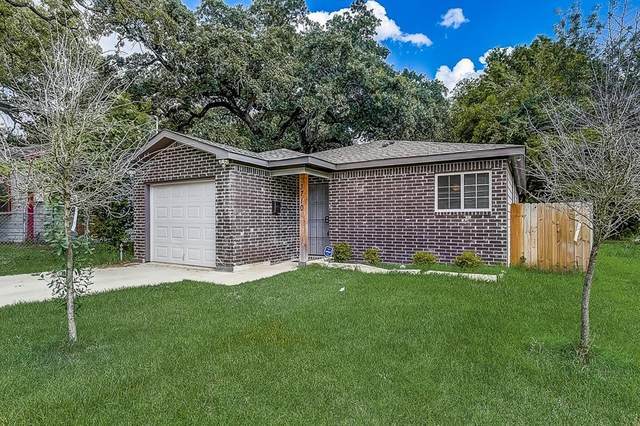 3710 Cauthorn Drive, Dallas, TX 75210 (MLS #14634720) :: 1st Choice Realty