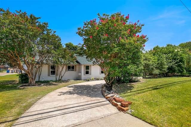 6217 Alpha Road, Dallas, TX 75240 (MLS #14634738) :: Real Estate By Design