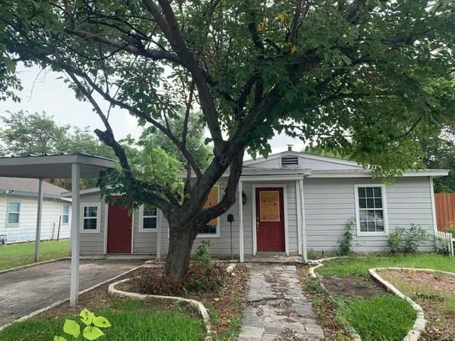 2822 Dogwood Park Drive, Richland Hills, TX 76118 (MLS #14634739) :: 1st Choice Realty