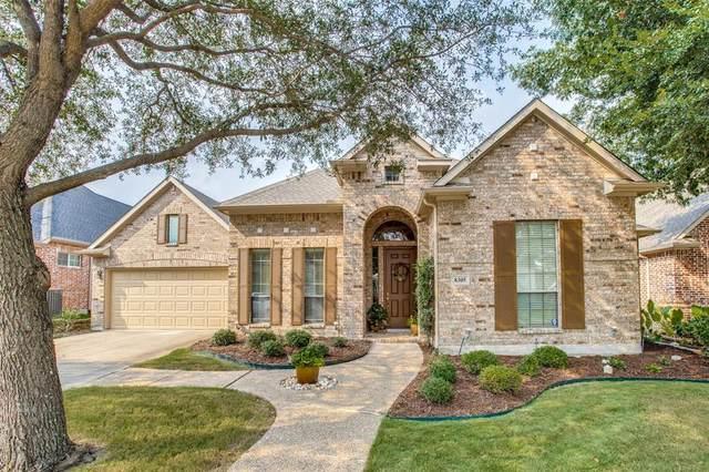 8305 Old Hickory Lane, Mckinney, TX 75072 (MLS #14634779) :: Trinity Premier Properties