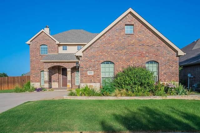 8001 Summerleaf Drive, Arlington, TX 76001 (MLS #14634825) :: The Tierny Jordan Network