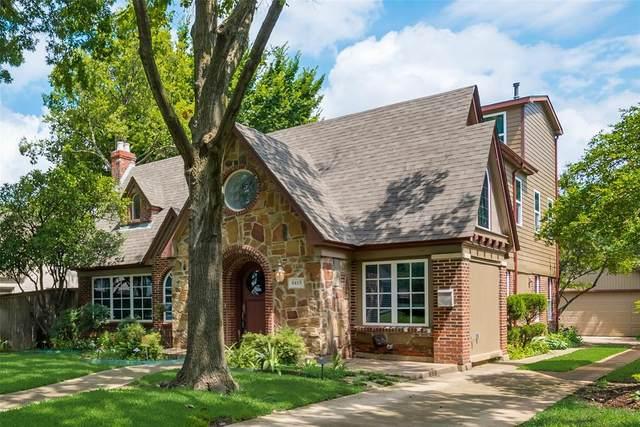 5415 Monticello Avenue, Dallas, TX 75206 (MLS #14634859) :: Premier Properties Group