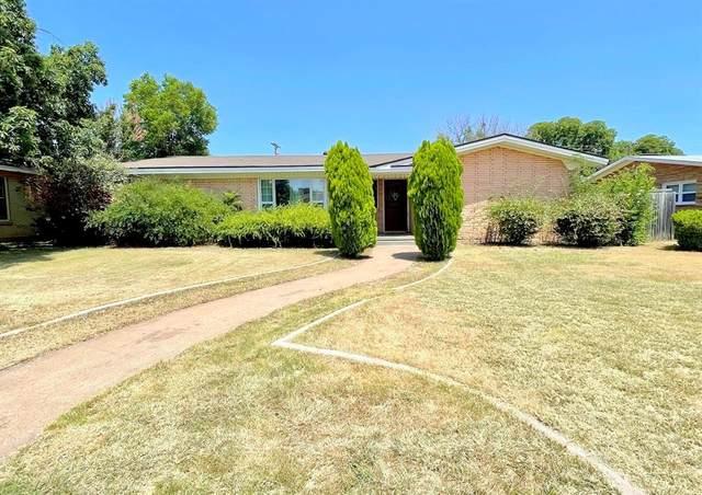 2467 Garfield Avenue, Abilene, TX 79601 (MLS #14634862) :: NewHomePrograms.com