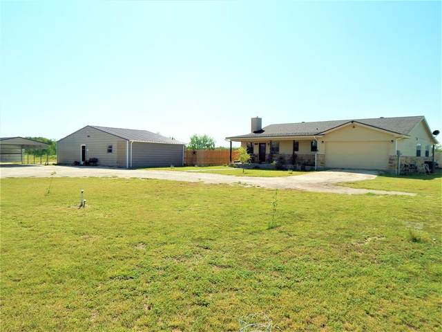 13495 State Highway 351, Abilene, TX 79601 (MLS #14634868) :: The Chad Smith Team