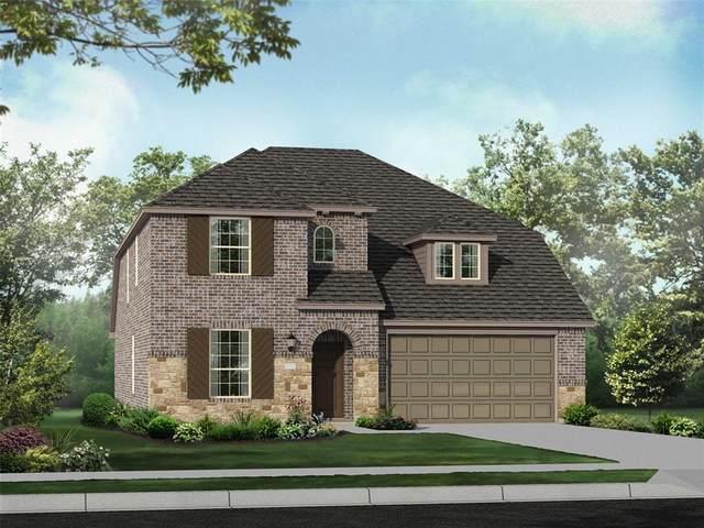 801 Pelican Drive, Sherman, TX 75092 (MLS #14634884) :: 1st Choice Realty