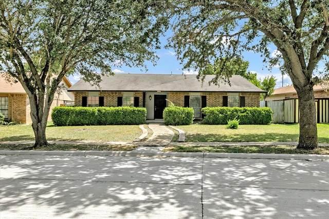 2906 San Diego Drive, Dallas, TX 75228 (MLS #14634893) :: The Hornburg Real Estate Group