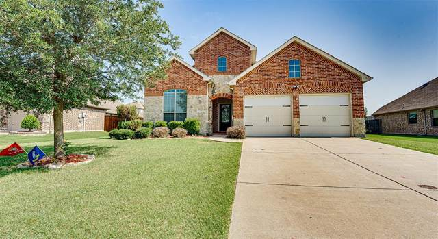 761 Sycamore Trail, Forney, TX 75126 (MLS #14634894) :: NewHomePrograms.com