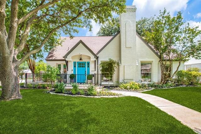6058 Kenwood Avenue, Dallas, TX 75206 (MLS #14634920) :: All Cities USA Realty