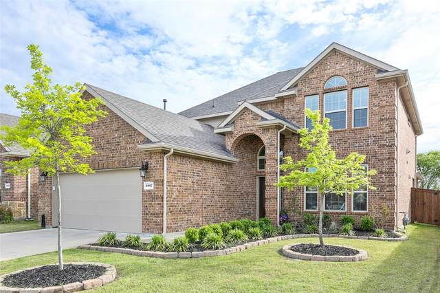 5097 Cathy Drive, Forney, TX 75126 (MLS #14634921) :: Real Estate By Design