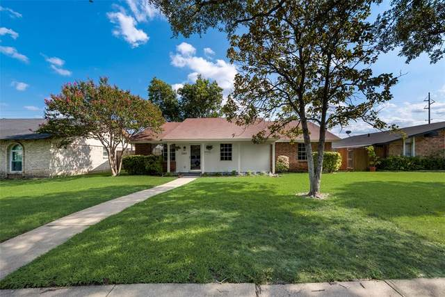 3302 High Plateau Drive, Garland, TX 75044 (MLS #14634938) :: Russell Realty Group