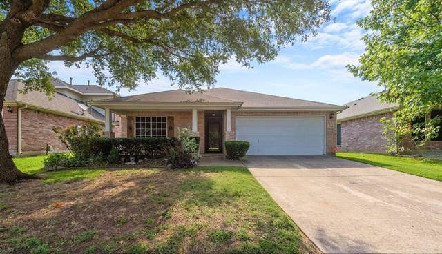 513 Tumbleweed Drive, Forney, TX 75126 (MLS #14634941) :: The Mauelshagen Group