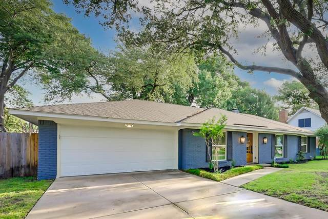 2109 Friar Tuck Drive, Arlington, TX 76013 (MLS #14634949) :: Potts Realty Group