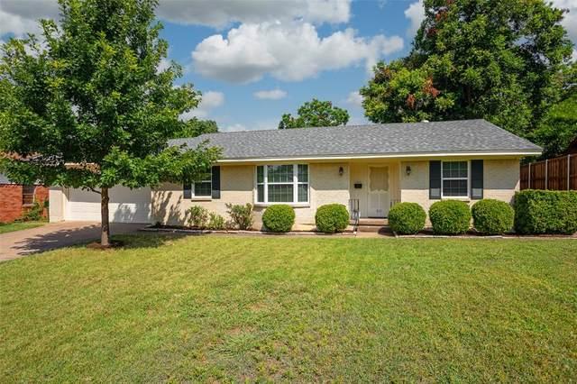 517 Prescott Drive, Garland, TX 75041 (MLS #14634951) :: The Property Guys