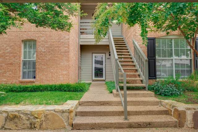 3407 Monticello Park Place, Fort Worth, TX 76107 (MLS #14634952) :: Real Estate By Design