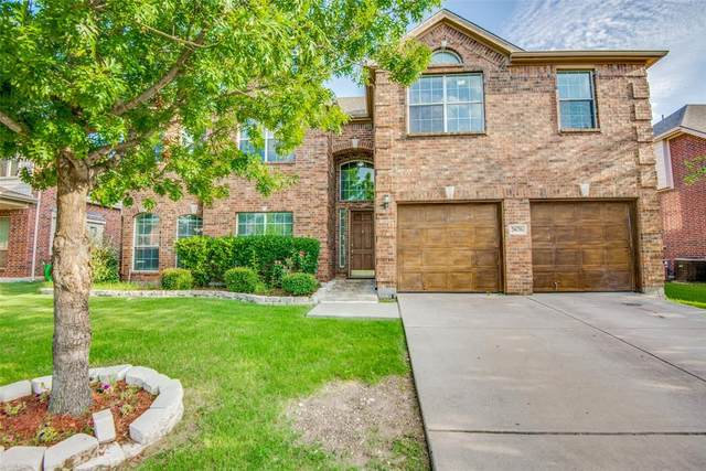 2676 Pine Trail Drive, Little Elm, TX 75068 (MLS #14634957) :: Front Real Estate Co.