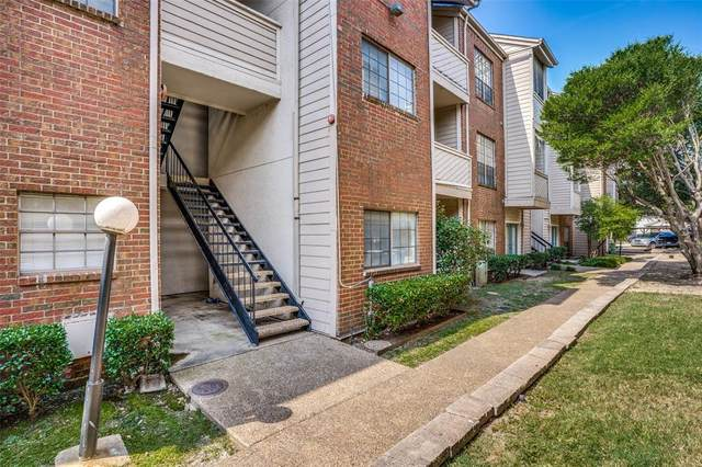 9747 Whitehurst Drive #114, Dallas, TX 75243 (MLS #14634959) :: Real Estate By Design