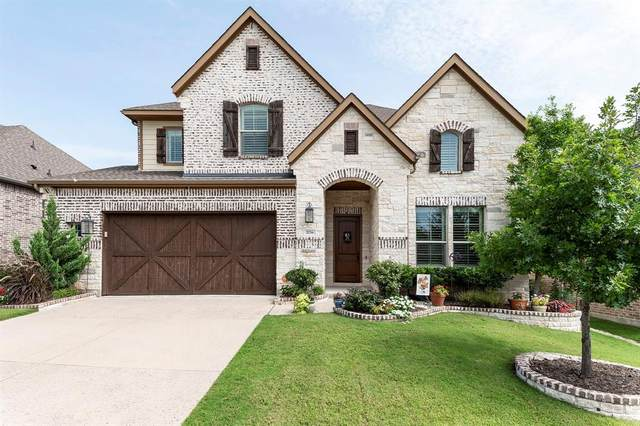 2736 Albany Drive, Mckinney, TX 75072 (MLS #14634964) :: The Chad Smith Team