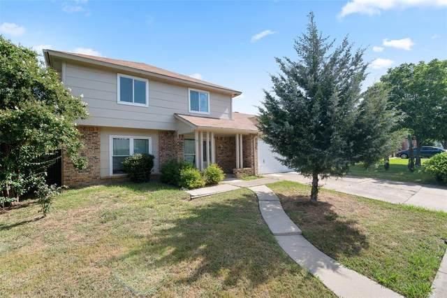 7105 Greenspring Drive, Arlington, TX 76016 (MLS #14634985) :: The Mitchell Group