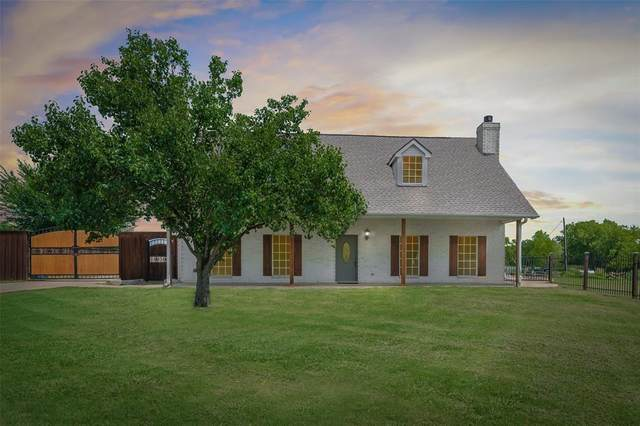 312 Berry Drive, Haslet, TX 76052 (MLS #14634993) :: Real Estate By Design