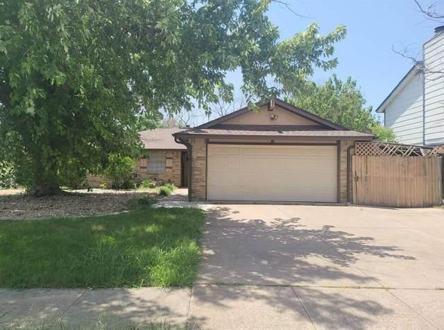 7501 Evergreen Drive, Watauga, TX 76148 (MLS #14634994) :: 1st Choice Realty