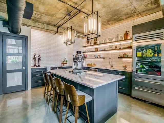 2011 Cedar Springs Road #205, Dallas, TX 75201 (MLS #14634995) :: Front Real Estate Co.