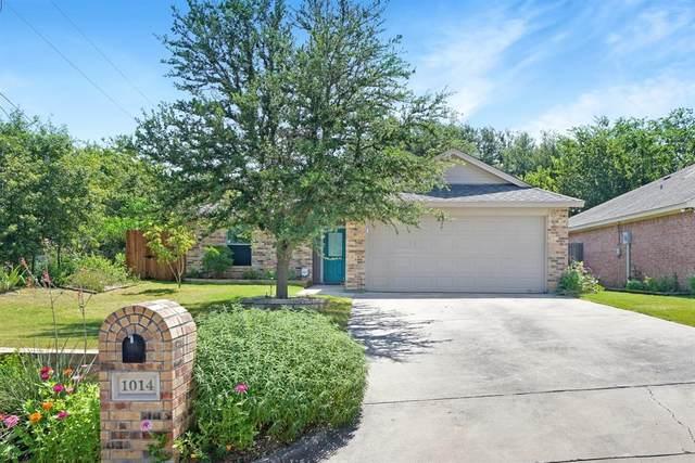 1014 King Street, Weatherford, TX 76086 (MLS #14635008) :: The Krissy Mireles Team