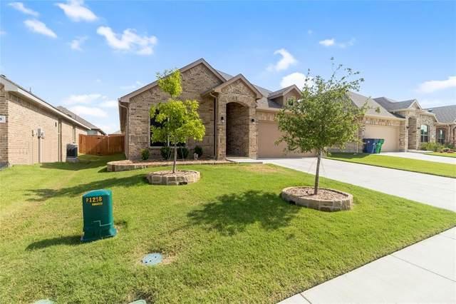 137 Wagon Mound, Waxahachie, TX 75167 (MLS #14635011) :: Real Estate By Design