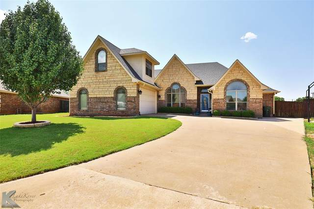 8102 Linda Vista, Abilene, TX 79606 (MLS #14635014) :: Craig Properties Group