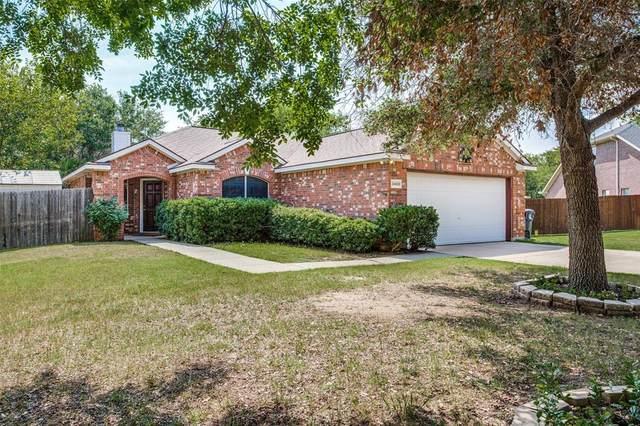3400 Beatriz Drive, Denton, TX 76207 (MLS #14635017) :: The Mauelshagen Group