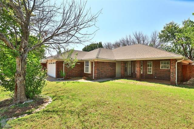 5341 Western Plains Avenue, Abilene, TX 79606 (MLS #14635021) :: The Property Guys