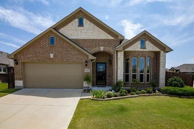 8808 Cassidy Lane, Aubrey, TX 76227 (MLS #14635034) :: Maegan Brest | Keller Williams Realty
