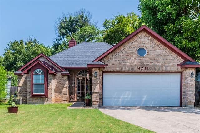 4211 June Drive, Dallas, TX 75211 (MLS #14635035) :: The Kimberly Davis Group