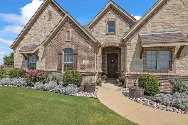 125 Lajitas Drive, Decatur, TX 76234 (MLS #14635039) :: Real Estate By Design