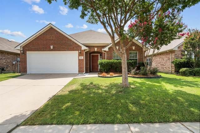615 Creekside Drive, Little Elm, TX 75068 (MLS #14635044) :: Wood Real Estate Group